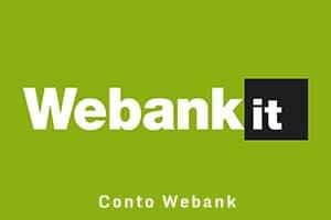 5800e9f35e Conto corrente Webank - Caratteristiche e costi. Conviene?