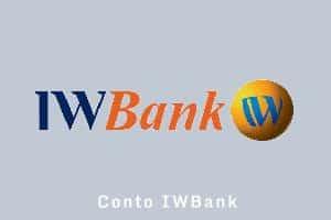 Conto corrente IWBank
