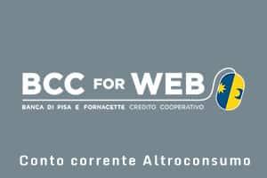 Conto Corrente Altroconsumo Bcc For Web Caratteristiche E Costi