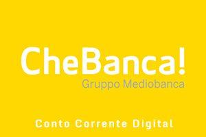 Conto Corrente Digital CheBanca!