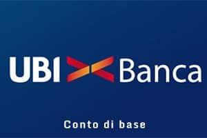 Conto corrente di base UBI Banca