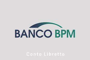 Conto Libretto Banco BPM