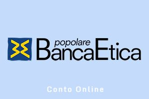 Conto in Rete Banca Popolare Etica