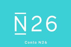 Conto corrente N26 Bank